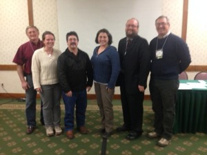 2015 Officers: Tom DeWitt, Sarah Szachnieski, Mike Morris, Kim Worth, Steve Wilson, Todd Higgins